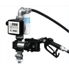 Насос для бензина с авт. пистолетом Drum EX50 12V DC AUTO