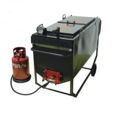 Термоизолированный битумный котел ПКЗ-200