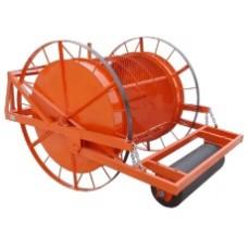 Мульчирователь сетчатый большеобъёмный с прикатывающим катком МСБ-02К