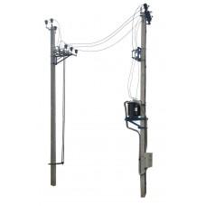 Столбовые трансформаторные подстанции КТПС-25-100кВА