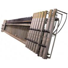 Пресс-вайма гидравлическая для изготовления клееного бруса SL1-6000