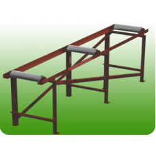 Рольганги - роликовые столы «Алтай-рс3000»