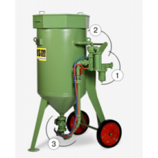 Песко-дробеструйный аппарат Contracor DBS - 100 RCS